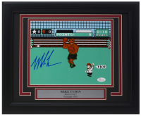 """Mike Tyson Signed """"Punch-Out!!"""" 11x14 Custom Framed Photo Display (JSA COA) at PristineAuction.com"""