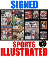 Mystery Ink Signed Sports Illustrated Magazine Mystery Box - Autographed SI In Every Pack! at PristineAuction.com