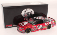 Dale Earnhardt Jr. Signed LE #88 Axalta Last Ride Race Version 2017 SS Elite Liquid Color 1:24 Scale Stock Car (RCCA Elite COA) at PristineAuction.com