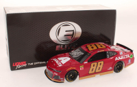 Alex Bowman Signed LE #88 Axalta Darlington 2019 Camaro ZL1 1:24 Scale Stock Car (RCCA Elite COA) at PristineAuction.com