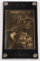 Ken Griffey Jr. 22kt Gold Card at PristineAuction.com