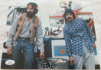 "Tommy Chong & Cheech Marin Signed ""Up in Smoke"" 8x10 Photo (JSA COA) at PristineAuction.com"