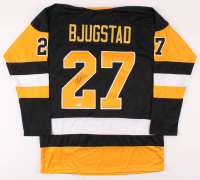 Nick Bjugstad Signed Jersey (TSE COA) at PristineAuction.com