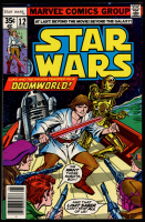 "1978 ""Star Wars"" Issue #12 Marvel Comic Book at PristineAuction.com"