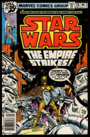 "1978 ""Star Wars"" Issue #18 Marvel Comic Book at PristineAuction.com"