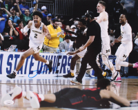 Jordan Poole Signed Michigan Wolverines 11x14 photo (JSA COA) at PristineAuction.com