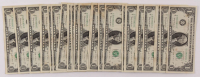 Lot of (100) 1963-B $1 One-Dollar U.S. Federal Reserve Notes with Consecutive Serial Numbers at PristineAuction.com