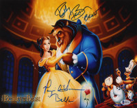 """Beauty and the Beast"" 11x14 Photo Signed by (2) With Robby Benson and Paige O'Hara With Inscribed ""Belle"" and ""Beast"" (Beckett COA) at PristineAuction.com"