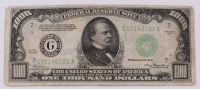1934 $1,000 One-Thousand Dollar Federal Reserve Note at PristineAuction.com
