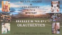 OKAUTHENTICS Multi-Sport & Celebrity 11x14 Mystery Box - Series III at PristineAuction.com