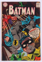 "1967 ""Batman"" Issue #196 DC Comic Book at PristineAuction.com"
