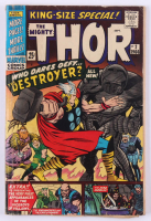 "1966 ""The Mighty Thor"" Issue #2 Marvel Comic Book at PristineAuction.com"