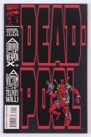 "1993 ""Dead-Pool"" Issue #1 Marvel Comic Book at PristineAuction.com"