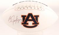 Bo Jackson Signed Auburn Tigers Logo Football (JSA COA) at PristineAuction.com