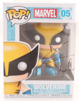 "Hugh Jackman Signed ""Marvel"" #05 Wolverine Funko Pop! Vinyl Figure (AutographCOA COA) at PristineAuction.com"