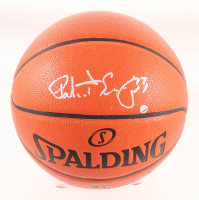 Patrick Ewing Signed NBA Basketball (Steiner COA) at PristineAuction.com