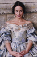 "Emily Blunt Signed ""The Young Victoria"" 12x18 Photo (AutographCOA COA) at PristineAuction.com"