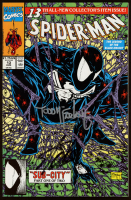 "Stan Lee & Todd McFarlane Signed 1991 ""Spider-Man"" Issue #13 Marvel Comic Book (JSA ALOA) at PristineAuction.com"