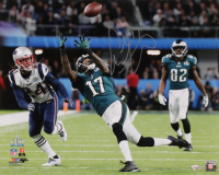 Alshon Jeffery Signed Eagles 16x20 Photo (Fanatics Hologram) at PristineAuction.com