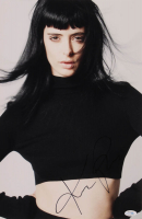 Krysten Ritter Signed 12x18 Photo (AutographCOA COA) at PristineAuction.com