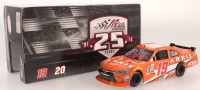 Daniel Suarez Signed LE #19 ARRIS 2016 Camry 1:24 Scale Die Cast Car (JSA COA) at PristineAuction.com