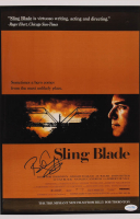 "Billy Bob Thornton Signed ""Sling Blade"" 11x17 Photo (AutographCOA COA) at PristineAuction.com"
