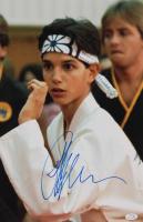 "Ralph Macchio Signed ""The Karate Kid"" 12x18 Photo (AutographCOA COA) at PristineAuction.com"