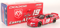 Casey Atwood Signed LE #19 Dodge 2001 Intrepid R/T 1:24 Scale Die Cast Car (JSA COA) at PristineAuction.com