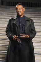 "Giancarlo Esposito Signed ""Breaking Bad"" 12x18 Photo (AutographCOA COA) at PristineAuction.com"
