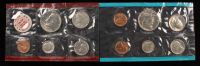 Lot of (2) 1976 Uncirculated United States Coin Sets at PristineAuction.com