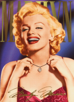Marilyn Monroe 1993 Marilyn Monroe #1D Diamond Necklace at PristineAuction.com