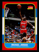 Michael Jordan 1996-97 Fleer Decade of Excellence #4 at PristineAuction.com