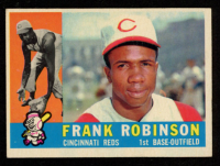 Frank Robinson 1960 Topps #490 at PristineAuction.com