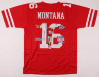 Joe Montana Signed Jersey (Beckett COA) at PristineAuction.com