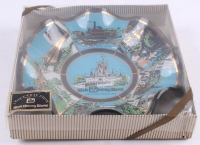 "Disney World ""The Magic Kingdom"" Souvenir Dish in Original Packaging at PristineAuction.com"