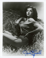 """Jane Russell Signed """"The Outlaw"""" 8x10 Photo (JSA COA) at PristineAuction.com"""