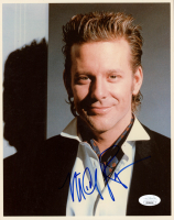 Mickey Rourke Signed 8x10 Photo (JSA COA) at PristineAuction.com