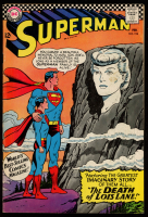 "1967 ""Superman"" Issue #194 Marvel Comic Book at PristineAuction.com"