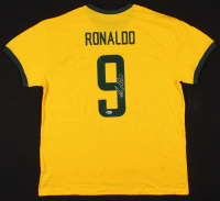 Ronaldo Signed Jersey (Beckett COA) at PristineAuction.com