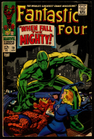 """1967 """"Fantastic Four"""" Issue #70 Marvel Comic Book at PristineAuction.com"""