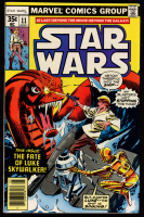 "1978 ""Star Wars"" Issue #11 Marvel Comic Book at PristineAuction.com"