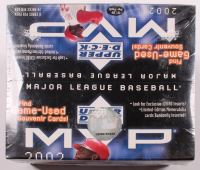 2002 Upper Deck MVP Baseball Hobby Box with (24) Packs at PristineAuction.com