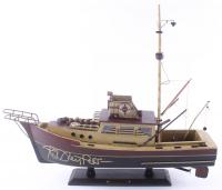 "Richard Dreyfuss Signed ""Jaws"" Replica Orca Ship (JSA COA) at PristineAuction.com"