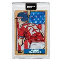 Mark McGwire 2020 Topps Project 2020 #81 Blake Jamieson (Project 2020 Encapsulated) at PristineAuction.com