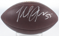 Terrell Suggs Signed NFL Football (JSA COA) at PristineAuction.com