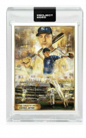 Derek Jeter 2020 Topps Project 2020 #82 Andrew Thiele (Project 2020 Encapsulated) at PristineAuction.com