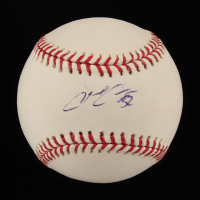 Chad Cordero Signed OML Baseball (JSA COA) at PristineAuction.com