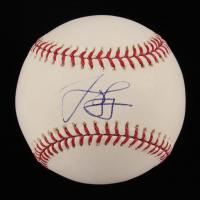 James Loney Signed OML Baseball (JSA COA) at PristineAuction.com