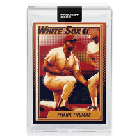 Frank Thomas 2020 Topps Project 2020 #83 Matt Taylor (Project 2020 Encapsulated) at PristineAuction.com