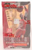 1997-98 Upper Deck Collector's Choice Series 1 Basketball Retail Box with (36) Packs at PristineAuction.com